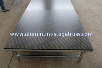 China Durable Alloy 6061 T6 Aluminum Layer Stage Fashionable Easy Assembling supplier