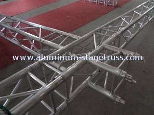 China TUV certificate customised event Aluminium bolt stage global truss/mini lighting truss/lowes roof trusses supplier