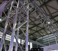 China Heavy Load Durable Mini Spigot Truss , 290*290mm Aluminum Truss Systems factory