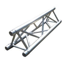 China Aluminum Spigot Triangle Lighting Truss Hard For Trade Show Heavy Loading Capability distributor
