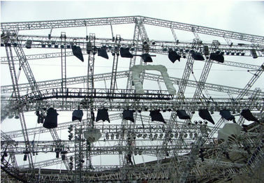 China Event Adjustable Portable Layer Stage System International Aluminum 6061-T6 distributor