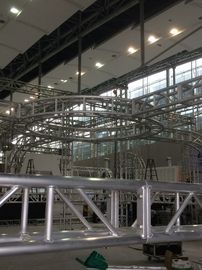 China 1.7ft x 2.5ft Aluminum Truss Systems for Outdoor Event 2 Years Warranty distributor