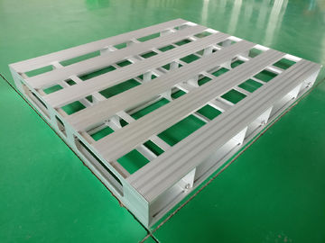 China Durable Aluminum Stacking Pallets , Carbon Or Stainless Steel Pallet distributor